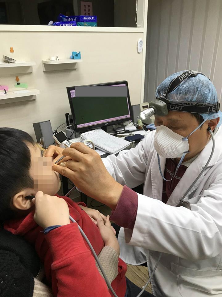 兒童中耳積水,中西醫結合治療,可免開刀